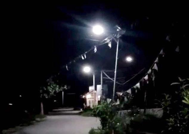 江西太阳能路灯