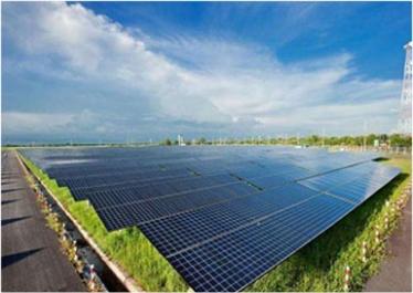 江西太阳能电站展示