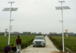 太阳能路灯原理