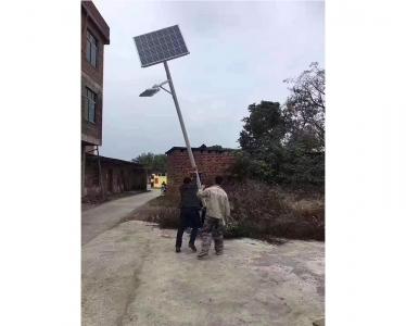南昌太阳能路灯厂家